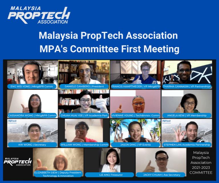 MPA Committee Members 2021-2023